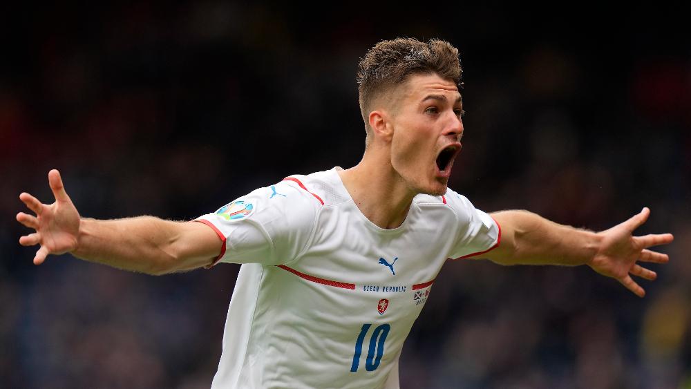 #Video El golazo de Schick que le dio el triunfo a República Checa - Patrik Schick República Checa