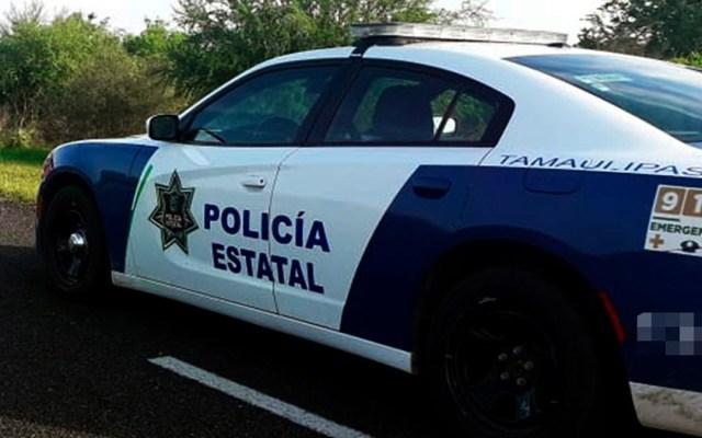 Nueva persecución y balacera encienden las alarmas en Reynosa - Patrulla de la Policía Estatal de Tamaulipas. Foto de @SSPTamaulipasTam
