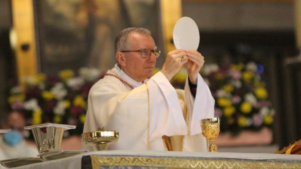 Pietro Parolin Vaticano