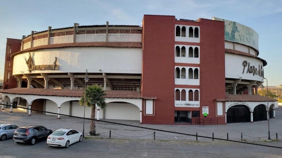 Buscan evitar venta y derrumbe de Plaza de Toros Santa María de Querétaro - Buscan evitar venta y derrumbe de Plaza de Toros Santa María de Querétaro. Foto de Google