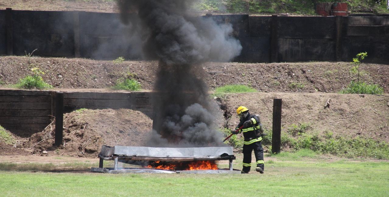 Incineran más de media tonelada de cocaína asegurada en Michoacán