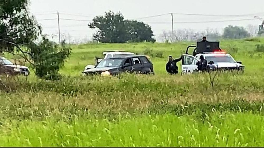 Capturan en Reynosa, Tamaulipas, a dos sujetos armados - Reynosa Tamaulipas persecución