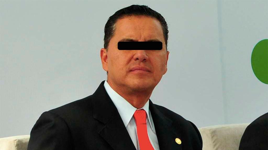 Jueza ordena suspender proceso contra Roberto Sandoval por falsificación de documentos - Roberto Sandoval, exgobernador del estado de Nayarit. Foto de Gobierno de Nayarit