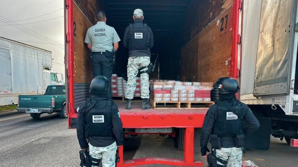 Recuperan los 7.1 millones de balas robadas en Guanajuato - Recuperan los 7.1 millones de balas robadas en Guanajuato. Foto de EFE