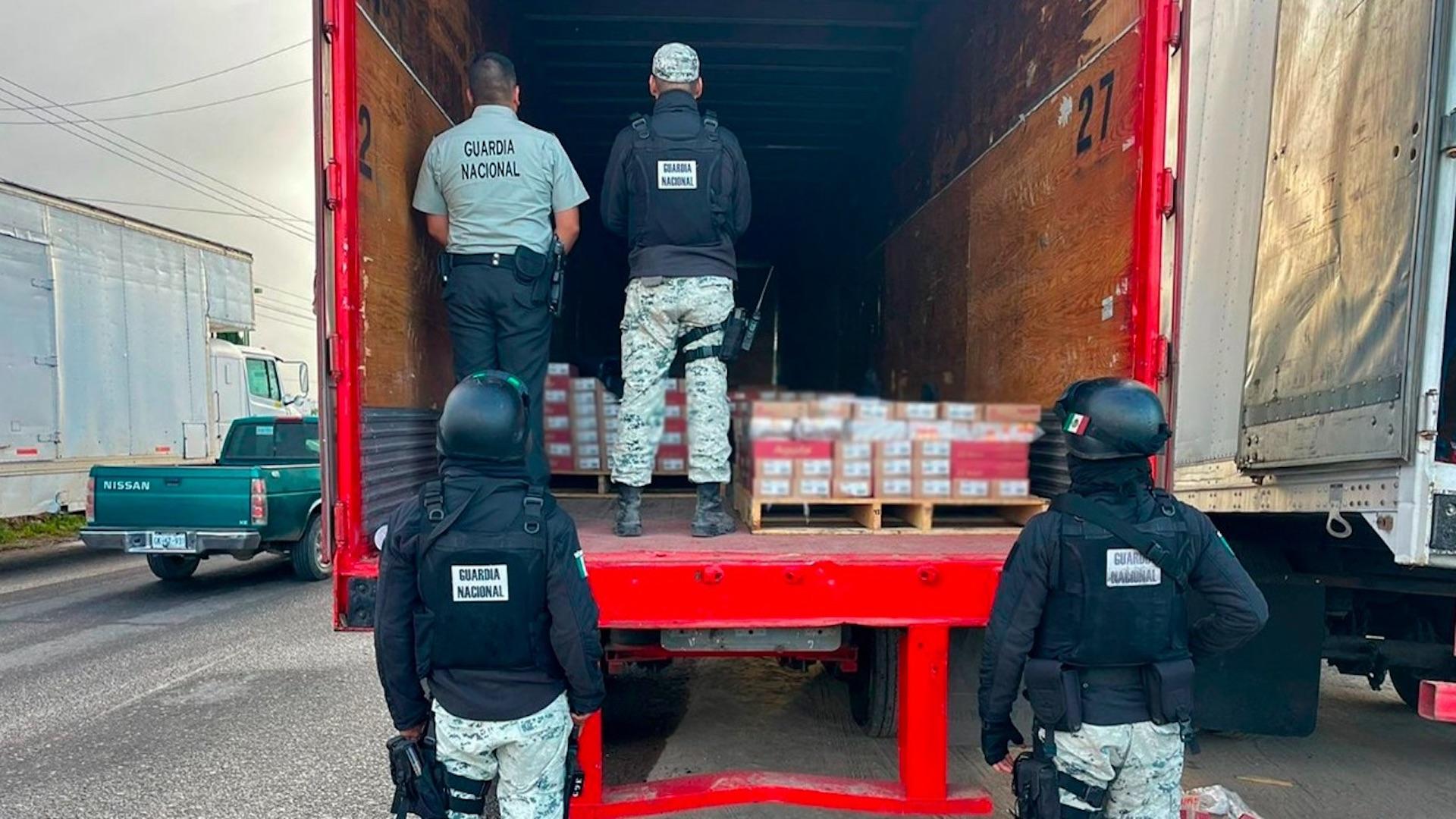 Recuperan los 7.1 millones de balas robadas en Guanajuato