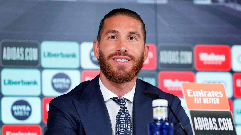 Sergio Ramos revela su versión de su salida del Real Madrid - Sergio Ramos. Foto de EFE