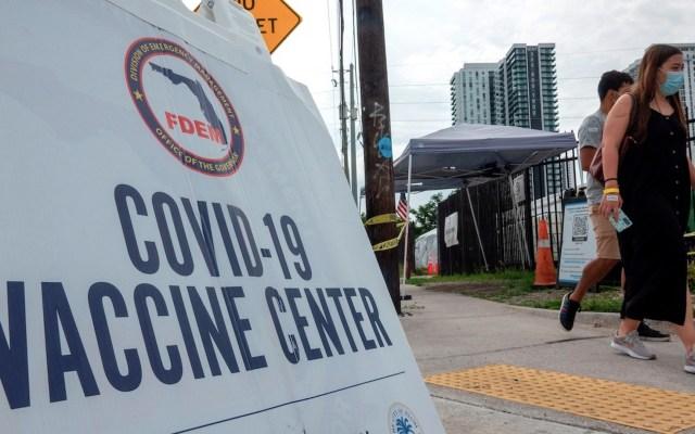 Estados Unidos roza las 600 mil muertes por COVID-19 - Estados Unidos acumula 599.961 muertos y 33.472.371 contagios por covid-19. Foto de EFE