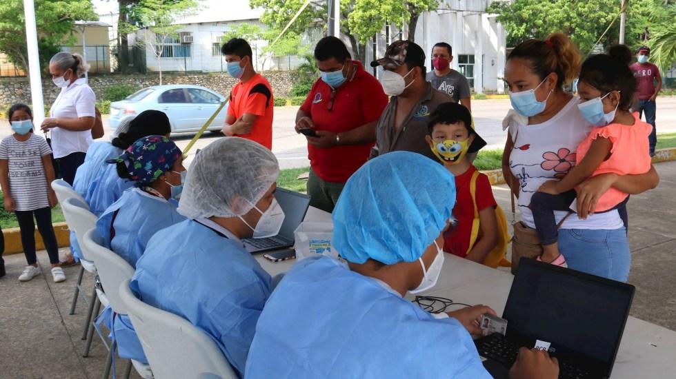 Tabasco al borde de una tercera ola de COVID-19 con repunte de hositalizaciones - Tabasco COVID-19 coronavirus pandemia epidemia tercera ola 2