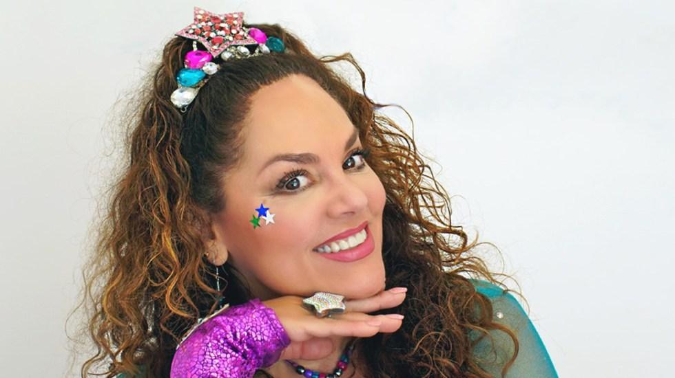 Tatiana pide ley para regular letra de canciones de reggaeton - Tatiana. Foto de @Oficial.Tatiana