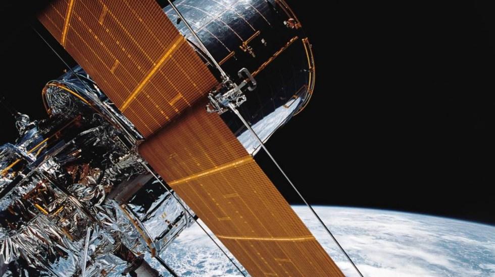 El telescopio Hubble acumula cinco días sin funcionar - Telescopio Hubble Tierra