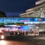 Padres de niños con cáncer mantuvieron bloqueo en Terminal 1 del AICM por más de 12 horas