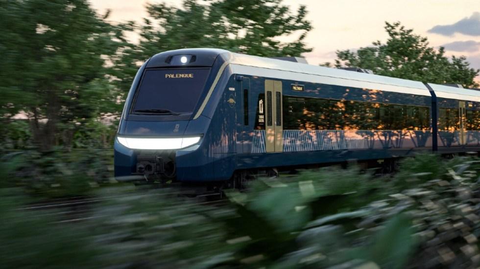 Tren Maya: Gobierno firma contrato con empresas que construirán convoyes - Tren Maya