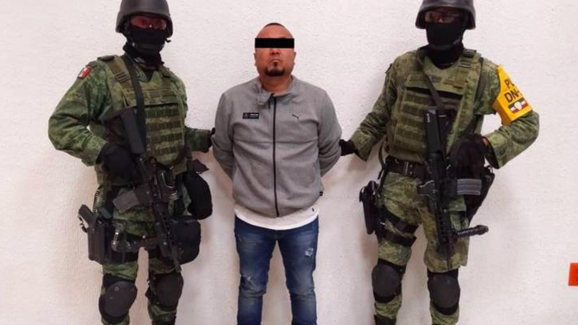 Vinculan a proceso a 'El Marro' por homicidio en grado de tentativa