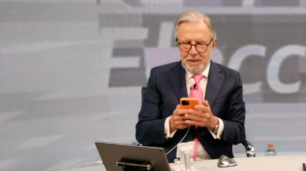 López-Dóriga domina Instagram y el que más crece en Facebook - Joaquín López-Dóriga.