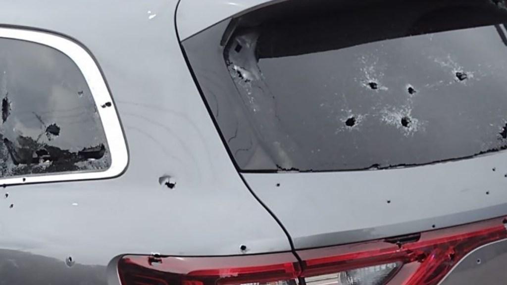 Agresión Tuxtla Gutiérrez balacera disparos muertos
