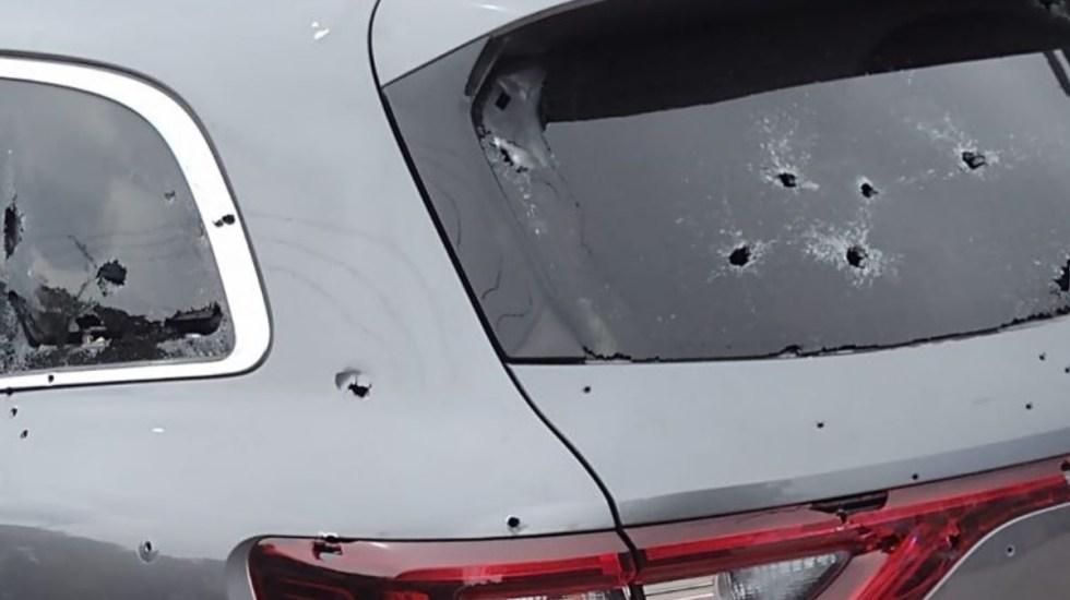 Balacera en Tuxtla Gutiérrez deja al menos cuatro muertos - Agresión Tuxtla Gutiérrez balacera disparos muertos