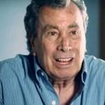 Murió el actor Alfonso Zayas Inclán a los 80 años