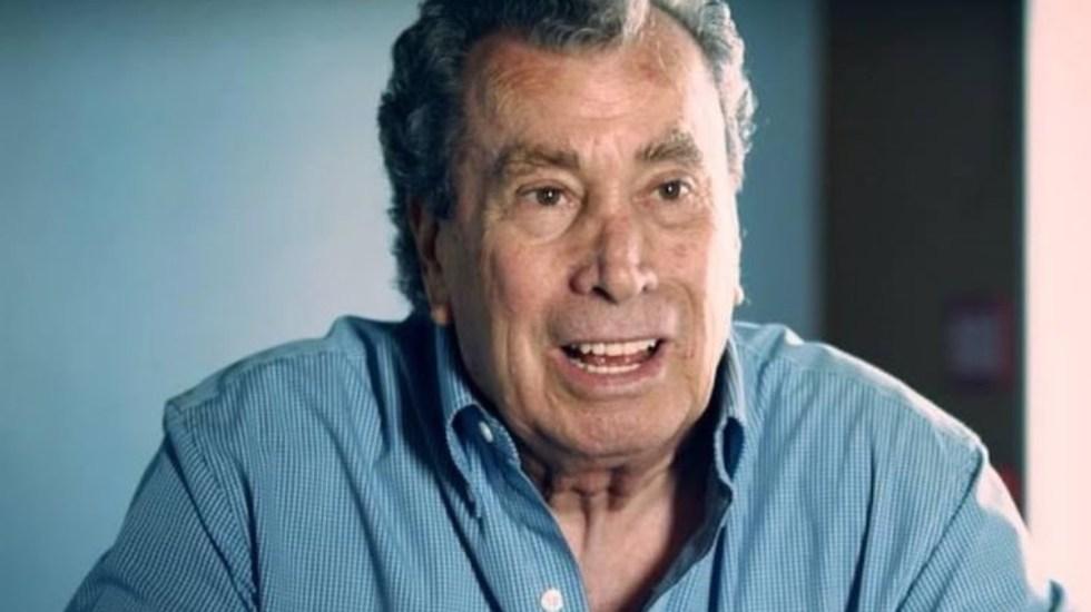 Murió el actor Alfonso Zayas Inclán a los 80 años - Alfonso Zayas
