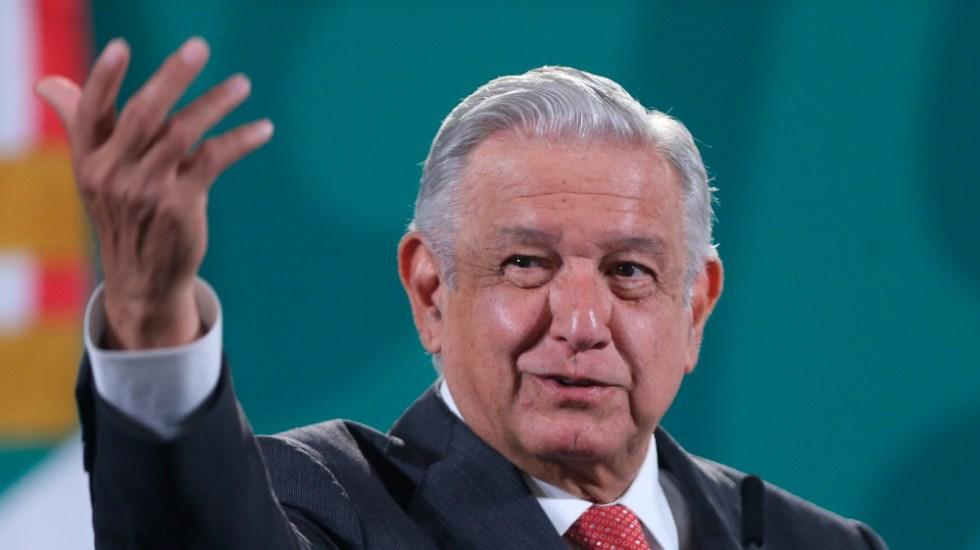 López Obrador reta a la oposición a que se una para echarlo el próximo año