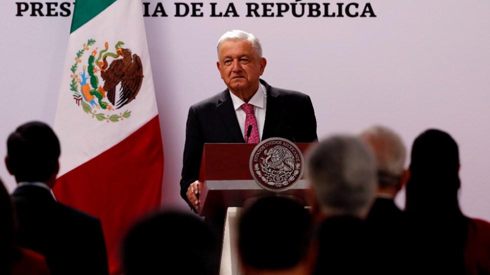 López Obrador presume que 72.4% de mexicanos quiere que siga en la Presidencia - AMLO Lopez Obrador tercer informe triunfo electoral 2