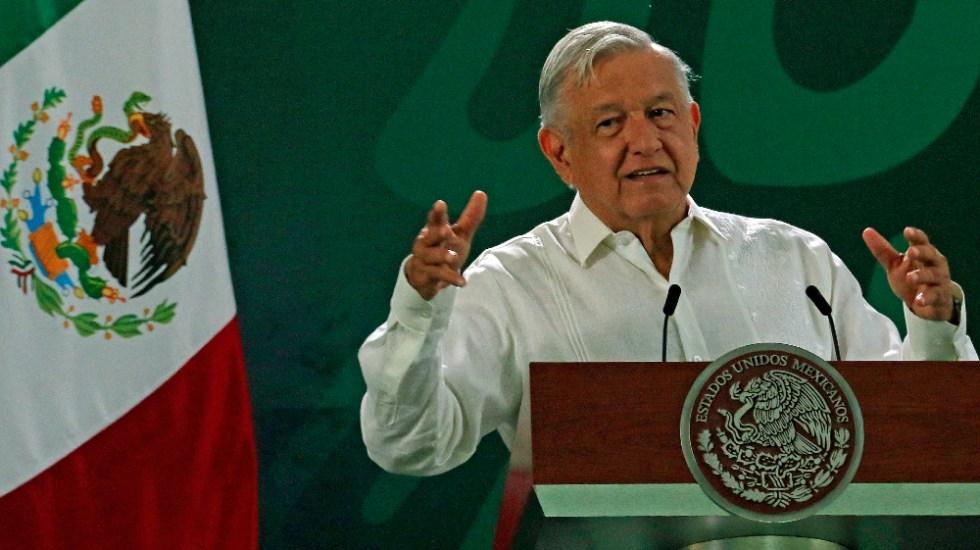 """López Obrador tacha de """"propaganda"""" noticias sobre asesinatos de activistas - AMLO López Obrador activistas"""