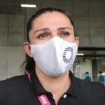 """""""No competí yo"""", la respuesta de Ana Guevara a escasas medallas en Tokio 2020"""