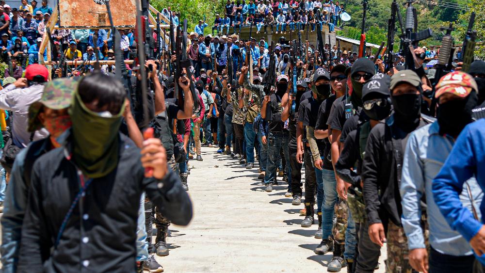 No estoy de acuerdo con autodefensas: AMLO sobre situación en Chiapas - autodefensas Pantelhó Chiaas