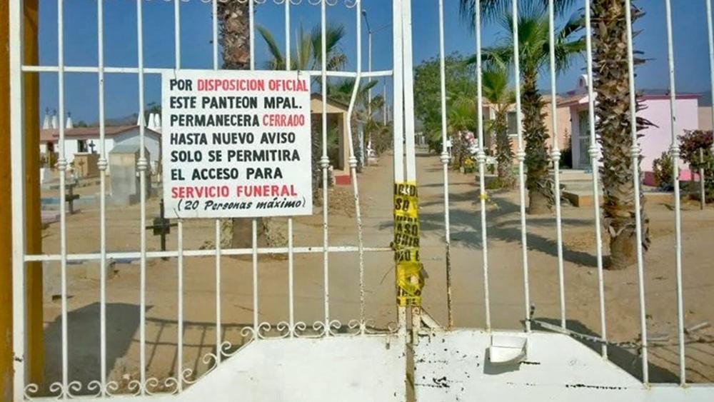 Baja California Sur, posible antesala de tercera ola en México - Baja California Sur restricciones COVID