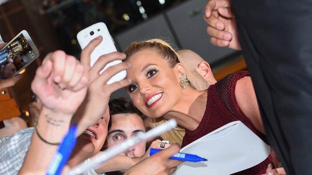 Britney Spears inicia trámites para terminar la tutela de su padre - Britney Spears inicia trámites legales terminar tutela de su padre. Foto de EFE
