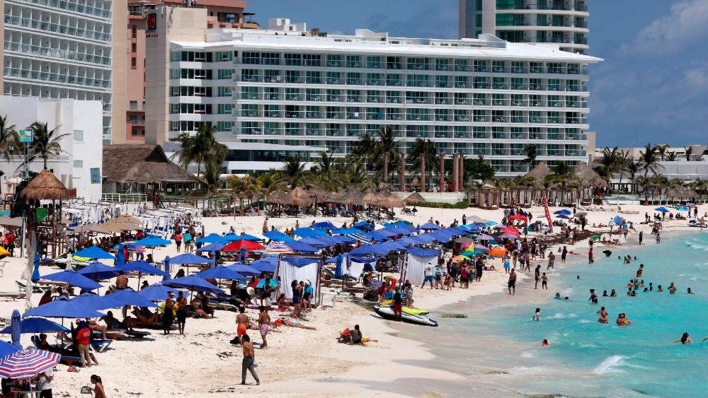 Cancun Quintana Roo COVID