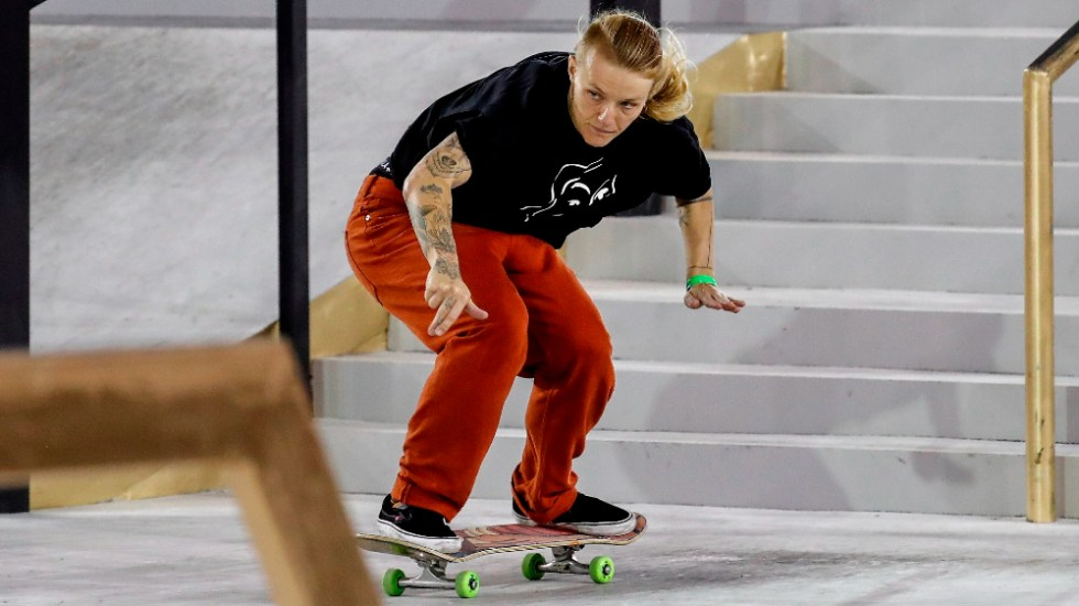 Skater holandesa Candy Jacobs, segunda baja en Tokio 2020 por COVID-19 - Candy Jacobs Tokio