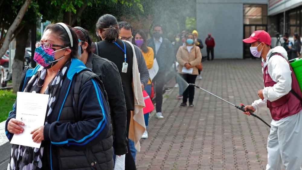 CDMX Ciudad de México covid coronavirus