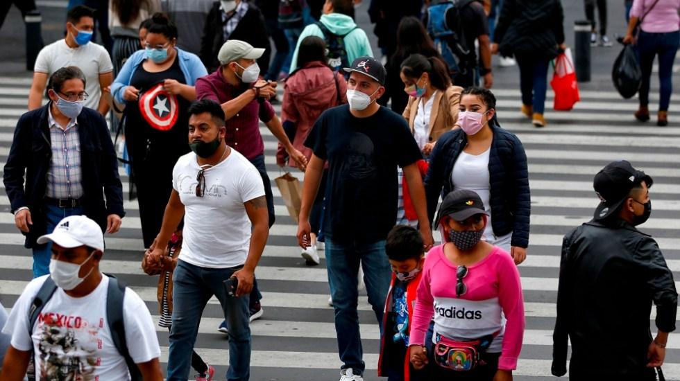 México registró, en las últimas 24 horas, 9 mil 581 contagios y 232 muertes por COVID-19 - CDMX coronavirus covid Ciudad de México