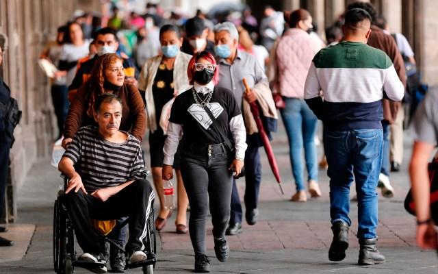 México registró en las últimas 24 horas 4 mil 538 casos y 392 muertes por COVID-19 - México coronavirus COVID
