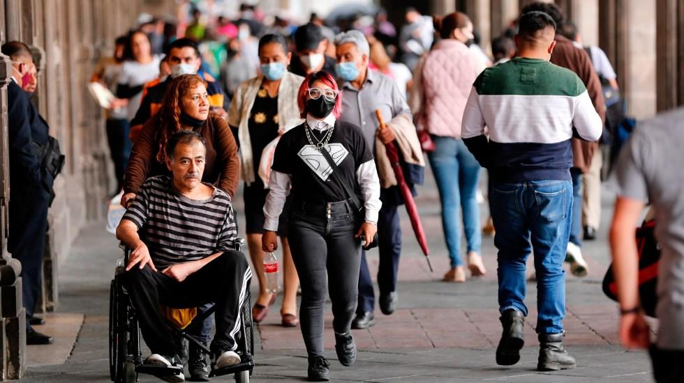 México registró en las últimas 24 horas 8 mil 828 casos y 533 muertes por COVID-19 - México coronavirus COVID