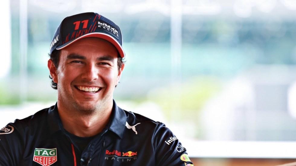 'Checo' Pérez saldrá tercero en el Gran Premio de Austria; Verstappen se lleva la pole - 'Checo' Pérez saldrá tercero en el Gran Premio de Austria; Verstappen se lleva la pole. Foto de Twitter Checo Pérez