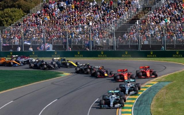 Suspenden GP de Australia por restricciones ante el coronavirus - Circuito del GP de Australia. Foto de F1