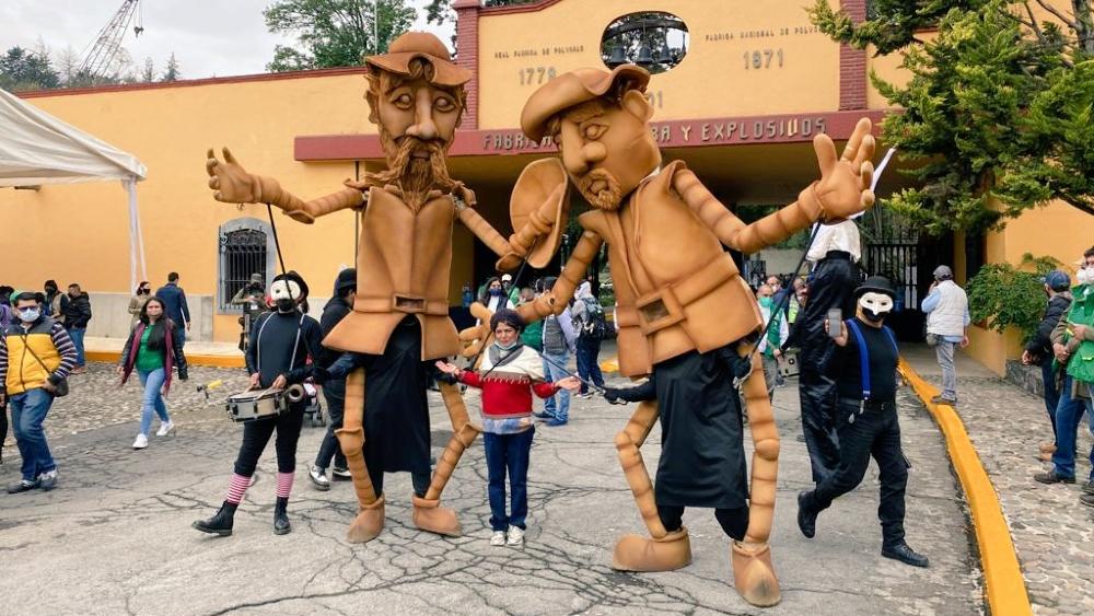 CDMX inaugura cuarta sección del Bosque de Chapultepec - Cuarta Sección Bosque Chapultepec CDMX