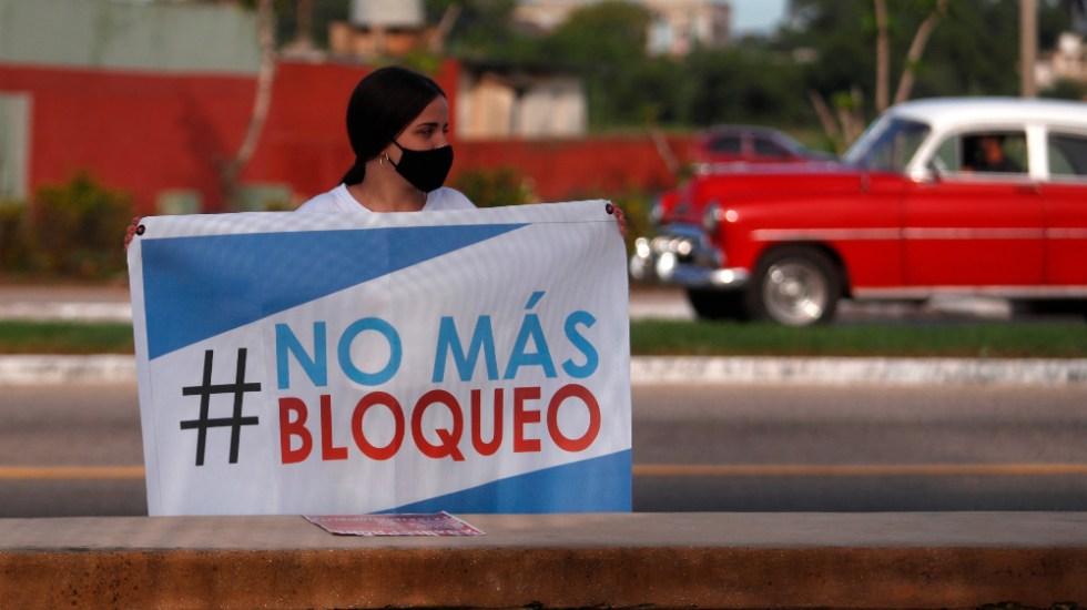 Cuba: una economía exhausta por pandemia, sanciones y modelo ineficaz - Cuba bloqueo