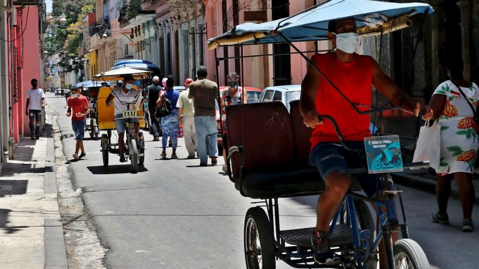 La mayoría de redes sociales en Cuba siguen bloqueadas - Cuba calles vida diaria protestas La Habana