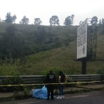 Abandonan cuerpo de mujer sobre Avenida Lomas Verdes en Naucalpan