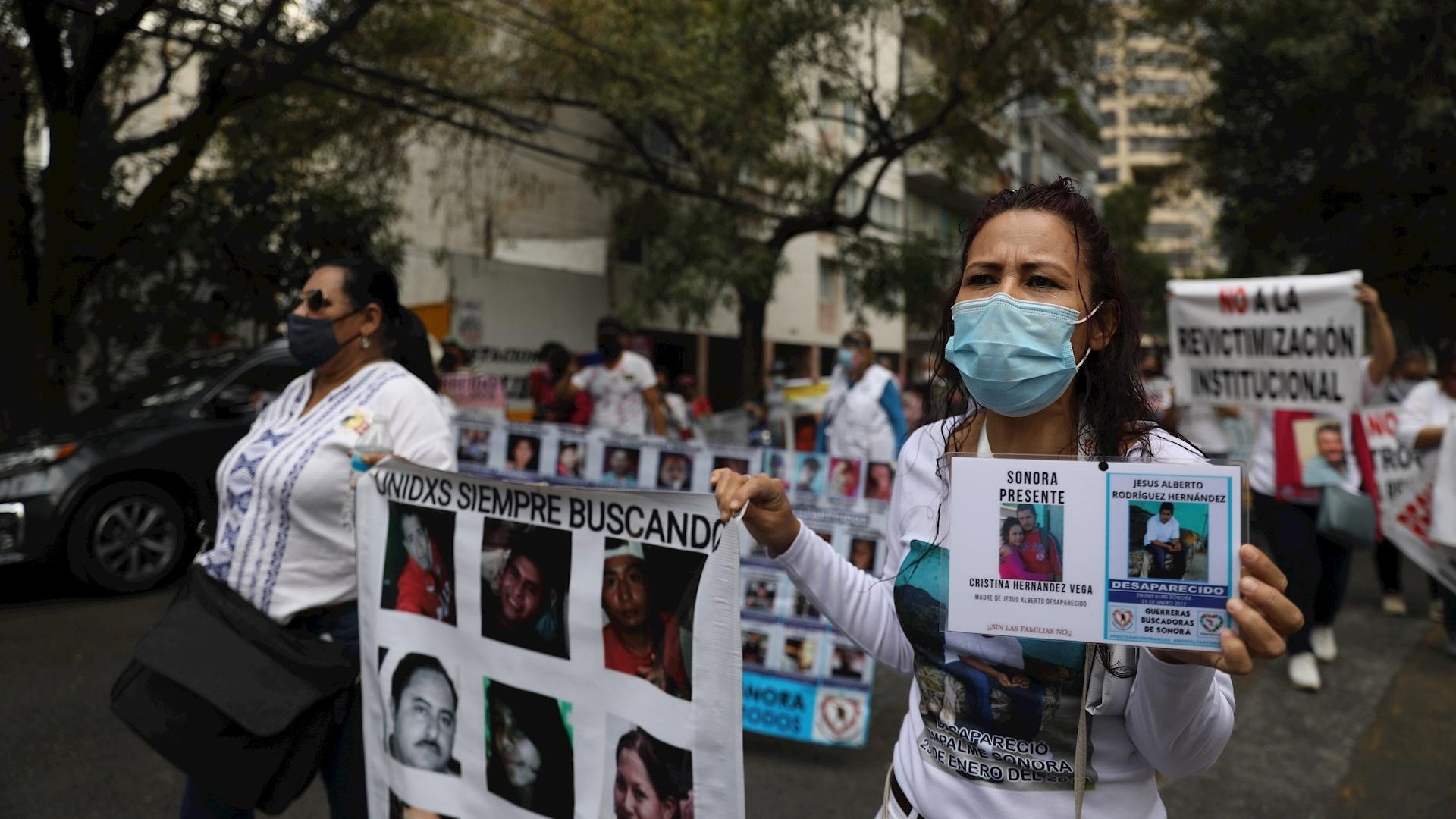 Desaparecidos Caribe Mexicano Quintana Roo