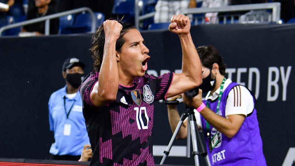 COM 'madruga' a la FMF y revela lista del Tricolor para Tokio 2020 - Diego Lainez Tokio 2020