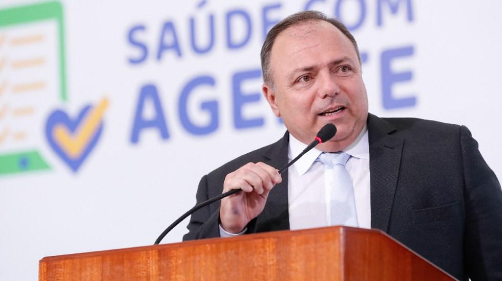 Fiscalía de Brasil denuncia a exministro de Salud por omisión en la pandemia - Eduardo Pazuello Brasil exministro