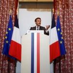 Emmanuel Macron ante la nueva oleada de COVID-19. Sin contemplaciones