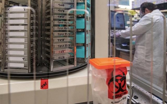 Identifican 13 biomarcadores asociados a la gravedad y propensión del COVID-19 - Identifican 13 biomarcadores asociados a la gravedad y propensión del COVID-19. Foto de CDC para Unsplash