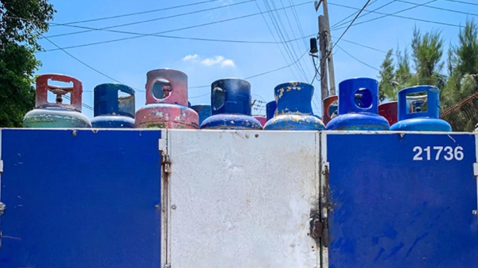 Estos serán los precios máximos del gas LP para la próxima semana - gas lp cilindros Gas Bienestar