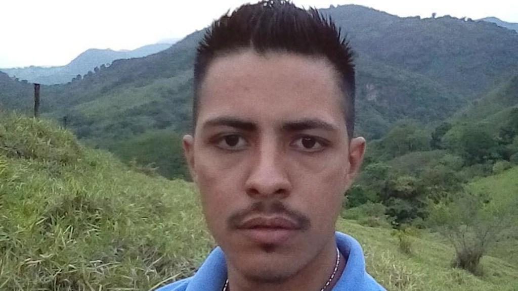 Asesinan en Guerrero a becario de Sembrando Vida - Gilberto Tapia Mendoza. Foto de Facebook