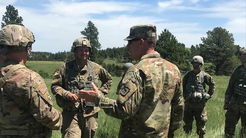 Gobernadores protegerán a EE.UU. si Biden no blinda la frontera con México: Dakota del Sur - Guardia Nacional de Dakota del Sur. Foto de @SouthDakotaNationalGuard