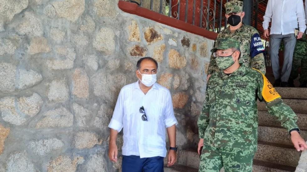 Tendencia delictiva a la baja en Guerrero durante primeros meses de 2021 - Héctor Astudillo gobernador Guerrero Seguridad 18 julio 2021